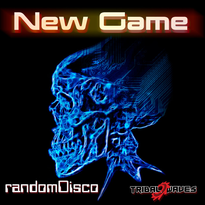 RANDOMDISCO - New Game