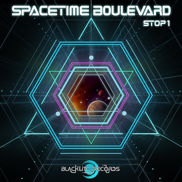 VARIOUS - Spacetime Boulevard Stop One