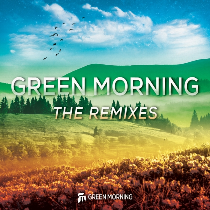 VARIOUS - Green Morning The Remixes
