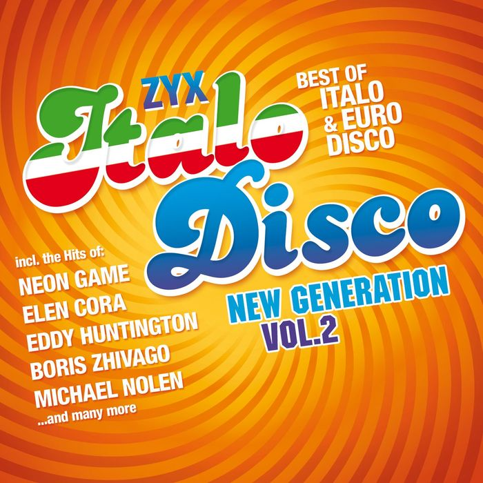 VARIOUS - ZYX Italo Disco New Generation Vol 2