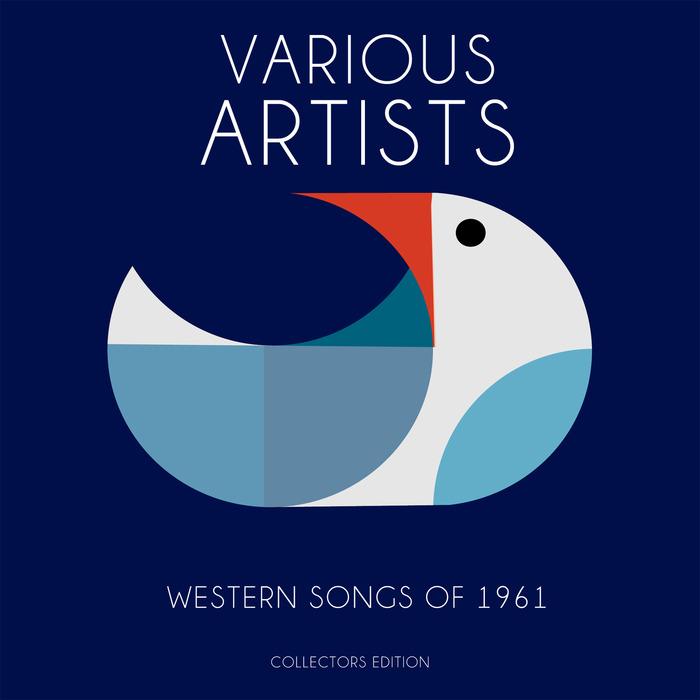 VARIOUS - Western Songs Of 1961