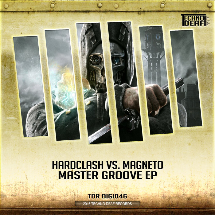 HARDCLASH vs MAGNETO - Master Groove