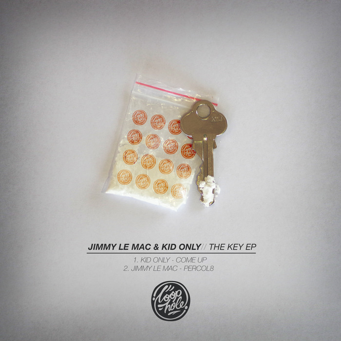 KID ONLY & JIMMY LE MAC - The Key EP