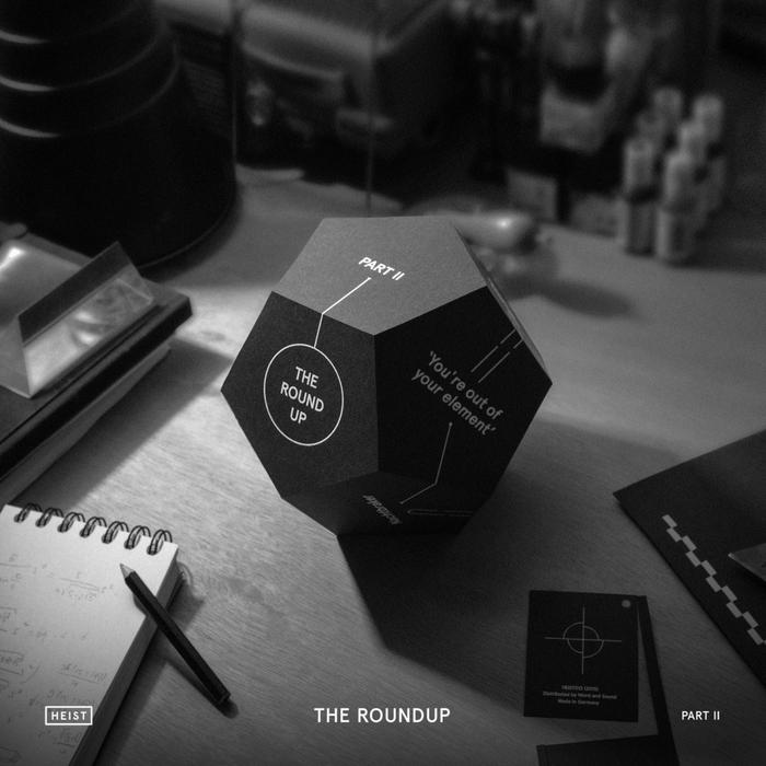 FOUK/BRAME/HAMO/NACHTBRAKER/DETROIT SWINDLE/M ONO - The Roundup Pt 2