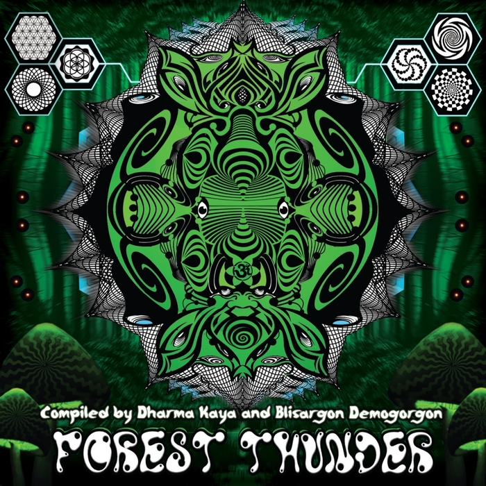 VARIOUS - Forest Thunder