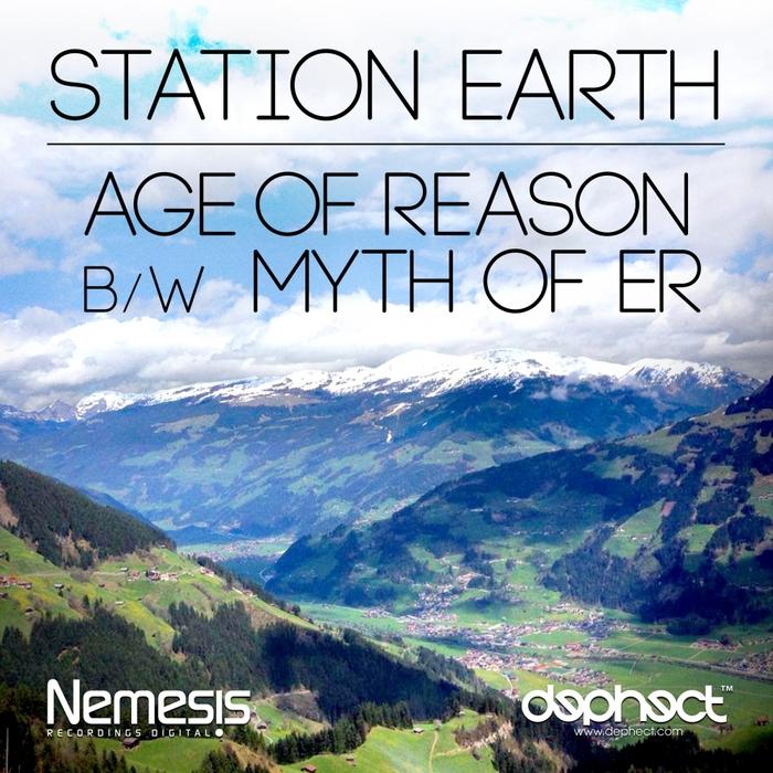 STATION EARTH - Age Of Reason/Myth Of Er