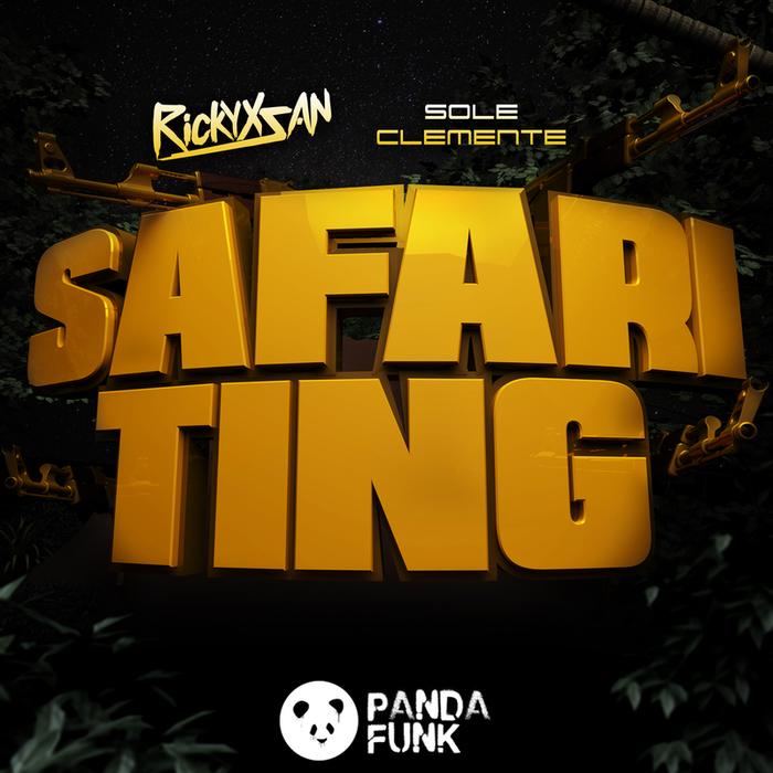 RICKYXSAN - Safari Ting