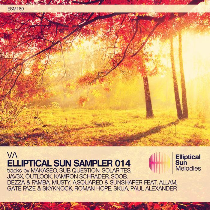 VARIOUS - VA Elliptical Sun Sampler 014