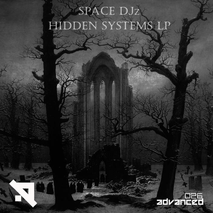 SPACE DJZ - Hidden Systems LP