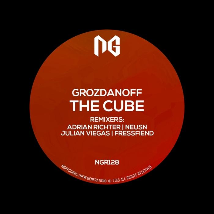 GROZDANOFF - The Cube
