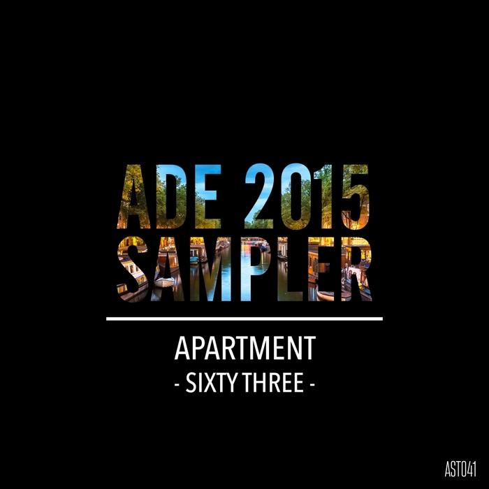 LE' FUNNK/OFFICIAL NANCIE & THE FUNKY TRUCKERZ/GRAY/DA'SILVA GUNN - ApartmentSixtyThree ADE 2015 Sampler