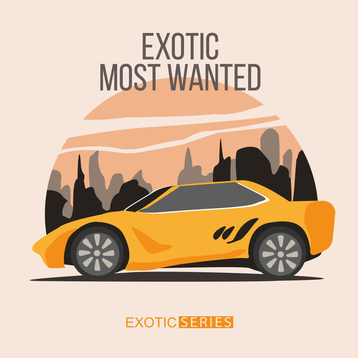 VARIOUS - Exotic Most Wanted