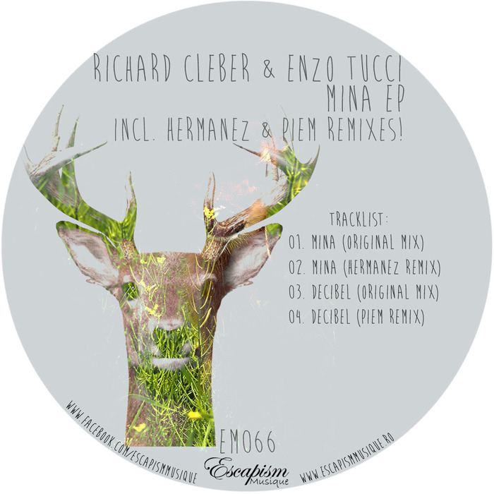 RICHARD CLEBER & ENZO TUCCI - Mina EP