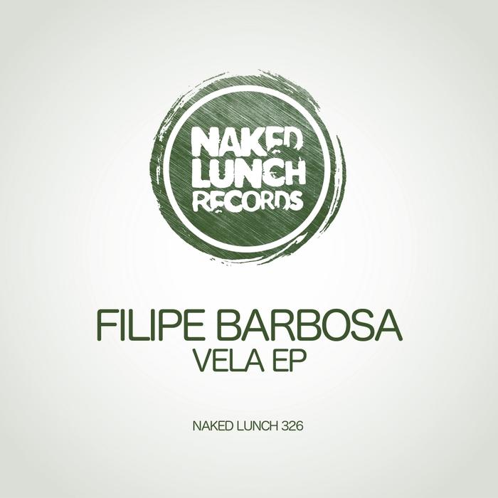 FILIPE BARBOSA - Vela EP
