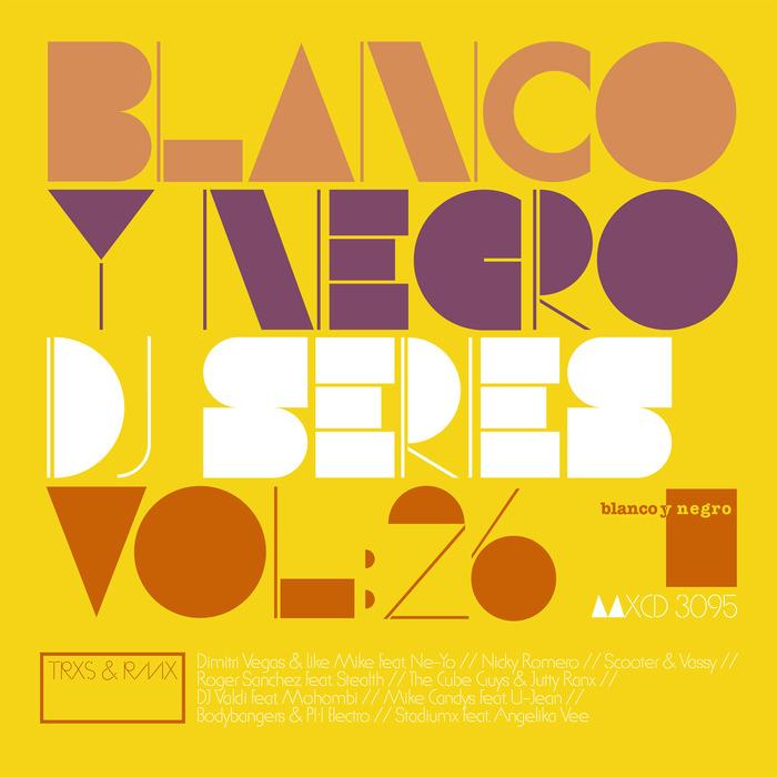 VARIOUS/MIKE CANDYS/U JEAN - Blanco Y Negro DJ Series Vol 26