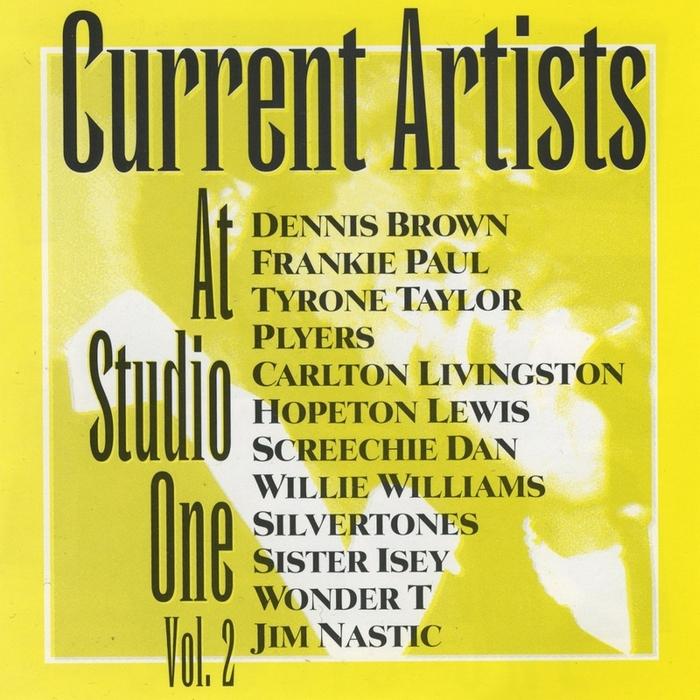 VARIOUS - Current Artist At Studio One Vol 2