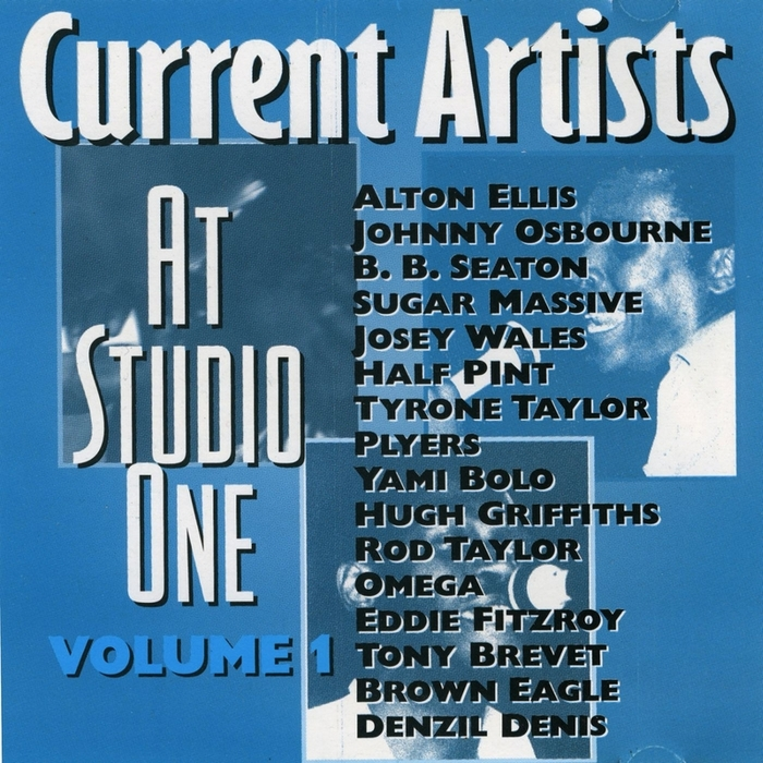 VARIOUS - Current Artist At Studio One Vol 1