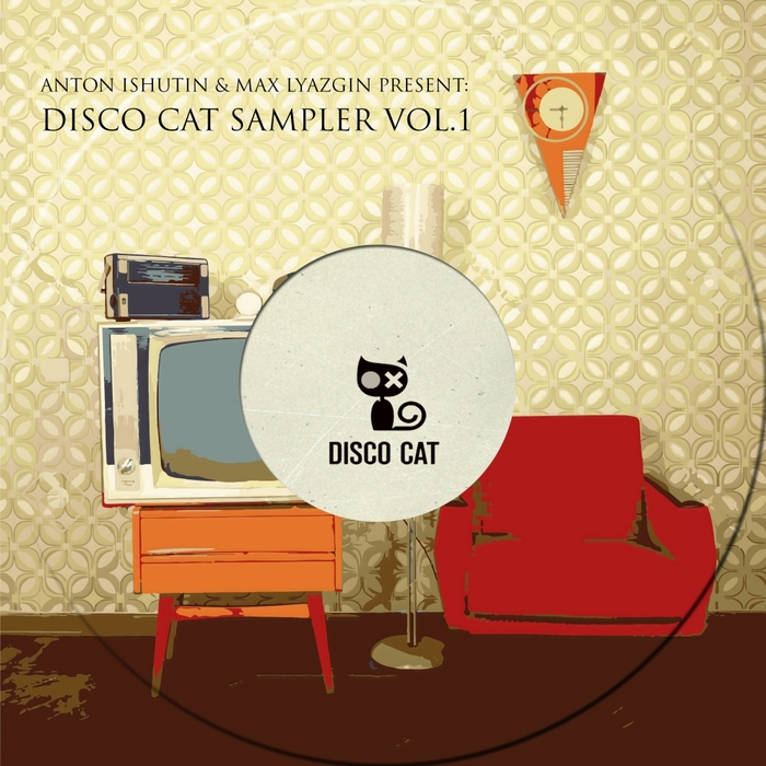 MONOBROTHER D/MAX LYAZGIN/ANTON ISHUTIN/MAX VERTIGO/TORICOS - Disco Cat Sampler Vol  1