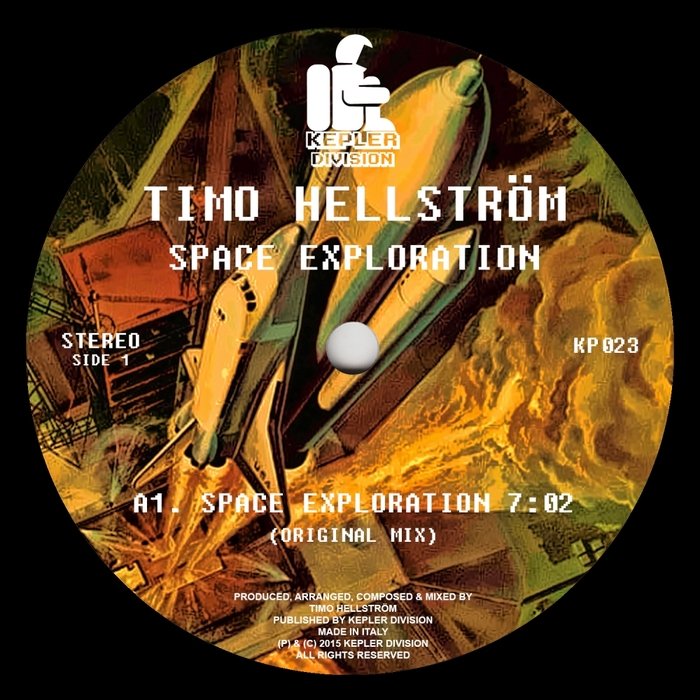 TIMO HELLSTROEM - Space Exploration