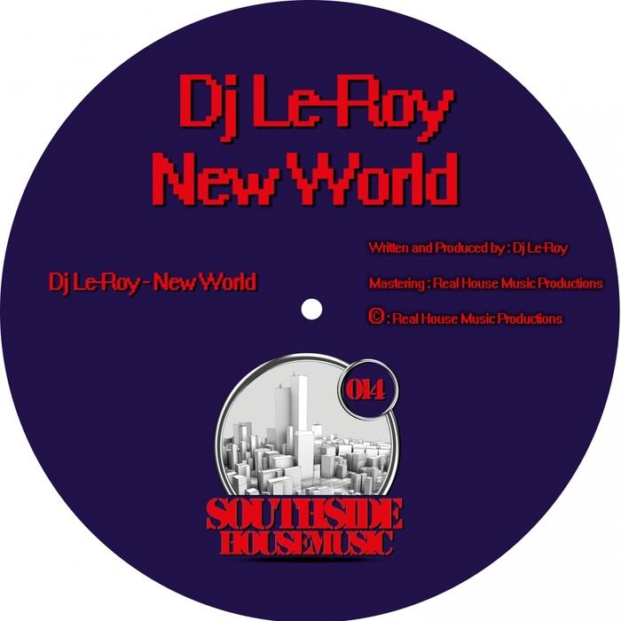 DJ LE-ROY - New World