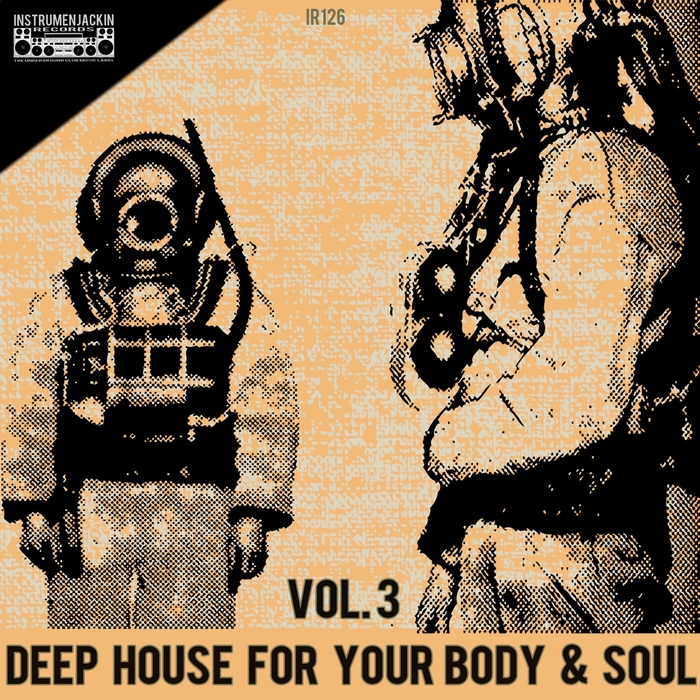 VARIOUS - Deep House For Your Body & Soul Vol 3