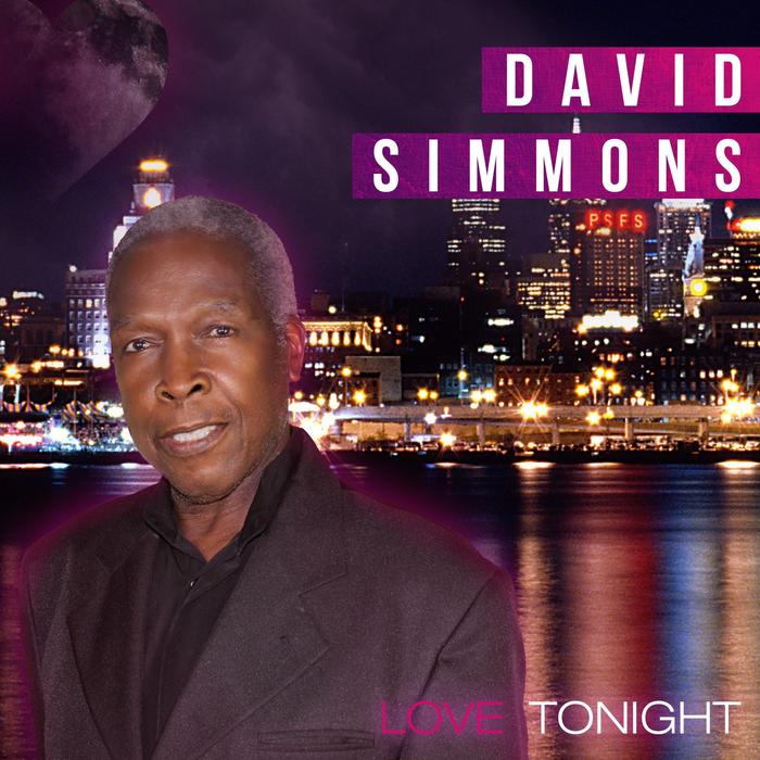 DAVID SIMMONS - Love Tonight