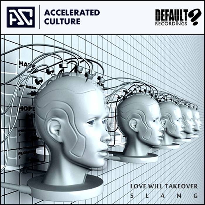 ACCELERATED CULTURE - Love Will Take Over/Slang