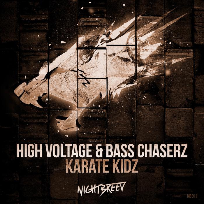 HIGH VOLTAGE & BASS CHASERZ - Karate Kidz
