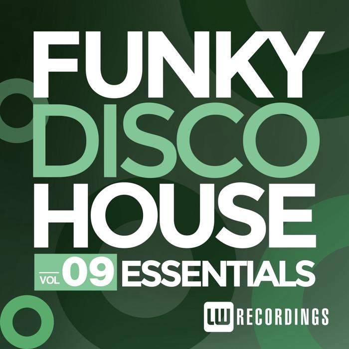 VARIOUS - Funky Disco House Essentials Vol 9