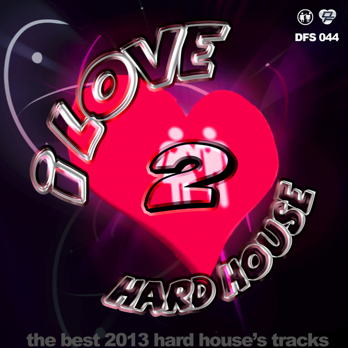 VARIOUS - I Love Hard House 2