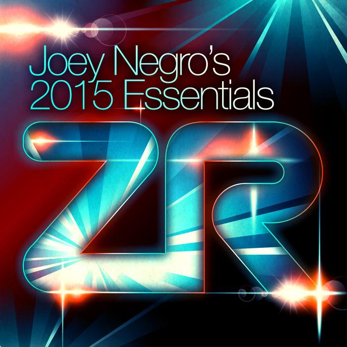 VARIOUS - Joey Negro's 2015 Essentials