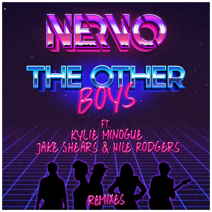 NERVO feat JAKE SHEARS KYLIE MINOGUE & NILE RODGERS - The Other Boys