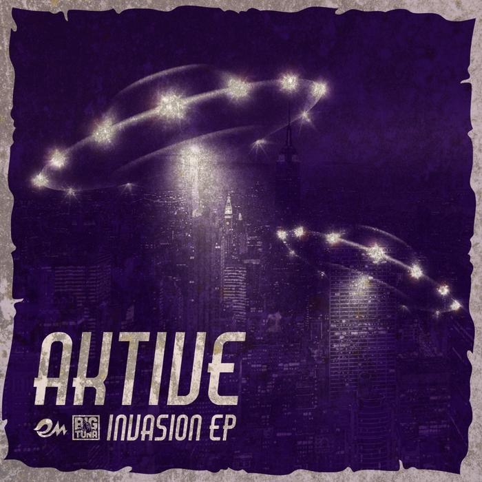 AKTIVE - Invasion EP