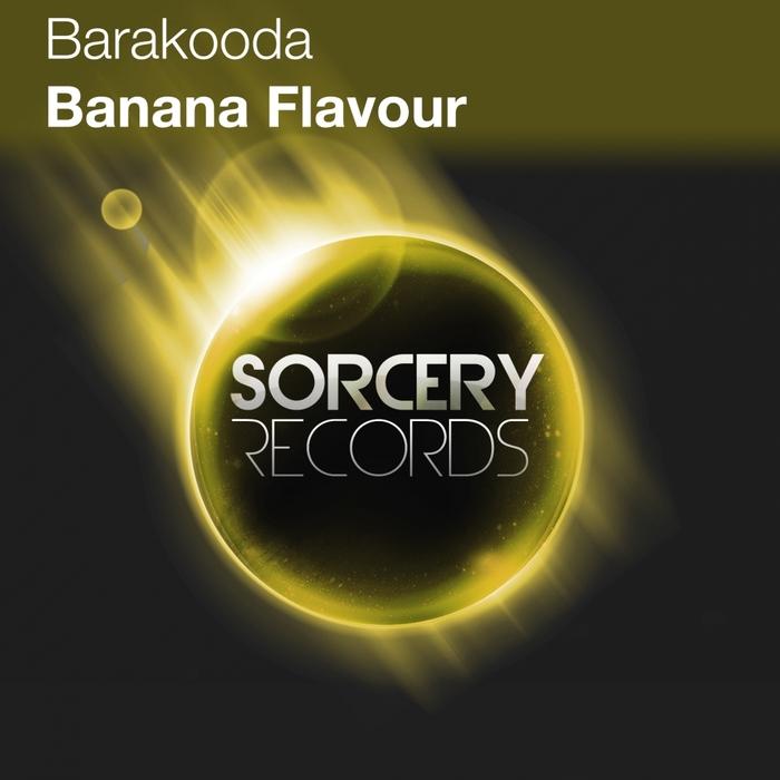 BARAKOODA - Banana Flavour