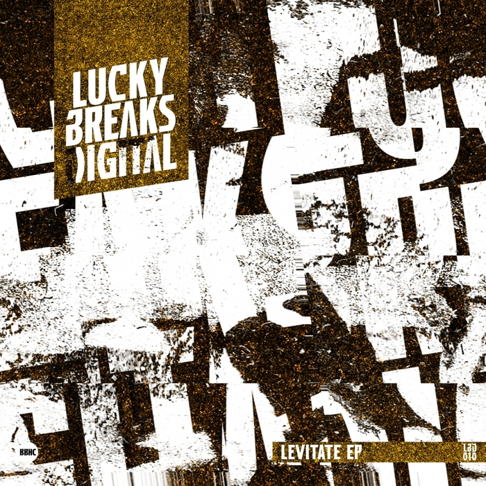 LUCKY BREAKS - Levitate EP