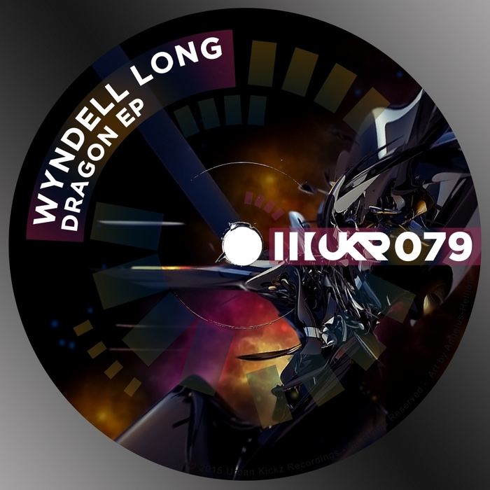 WYNDELL LONG - Dragon EP