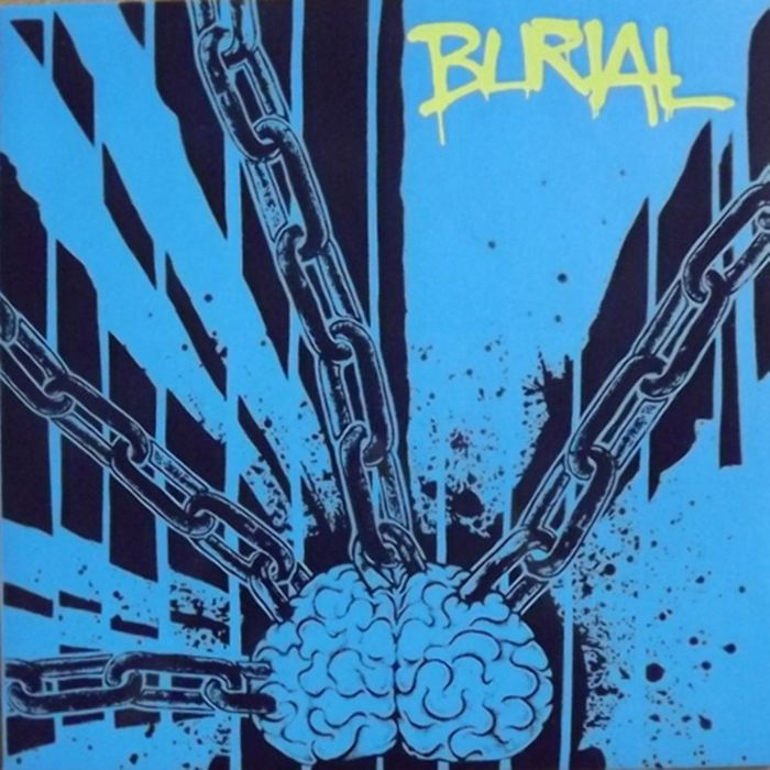 BURIAL - Never Give Up... Never Give In