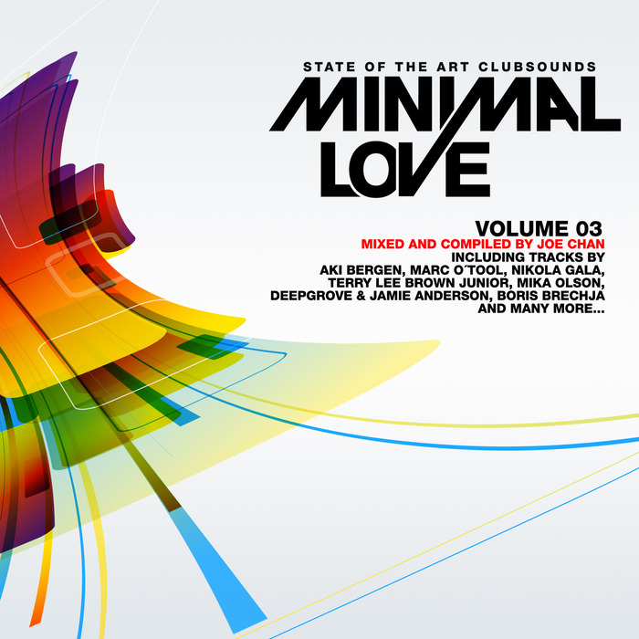 VARIOUS - Minimal Love Vol 3