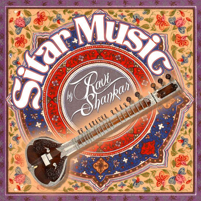 RAVI SHANKAR - Sitar Music From India