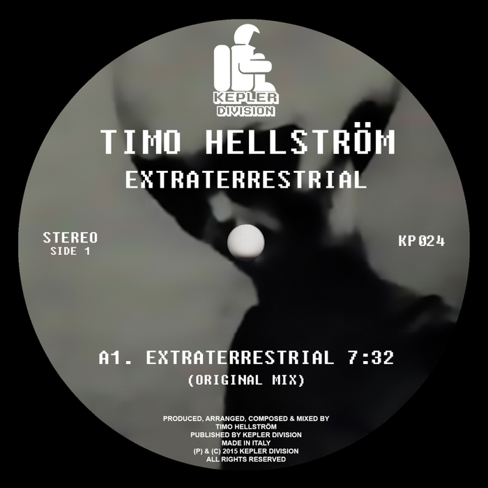 TIMO HELLSTROEM - Extraterrestrial