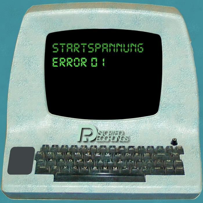 STARTSPANNUNG - Error 01