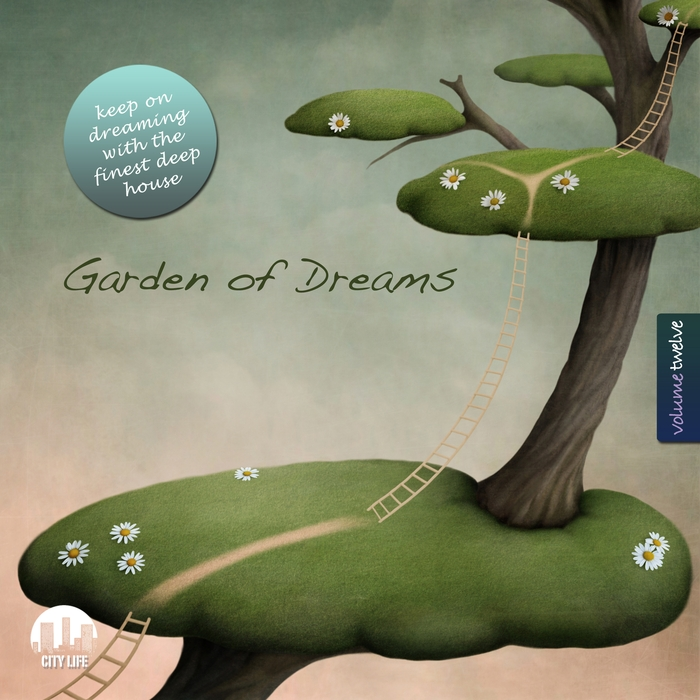 VARIOUS - Garden Of Dreams Vol 12 - Sophisticated Deep House Music