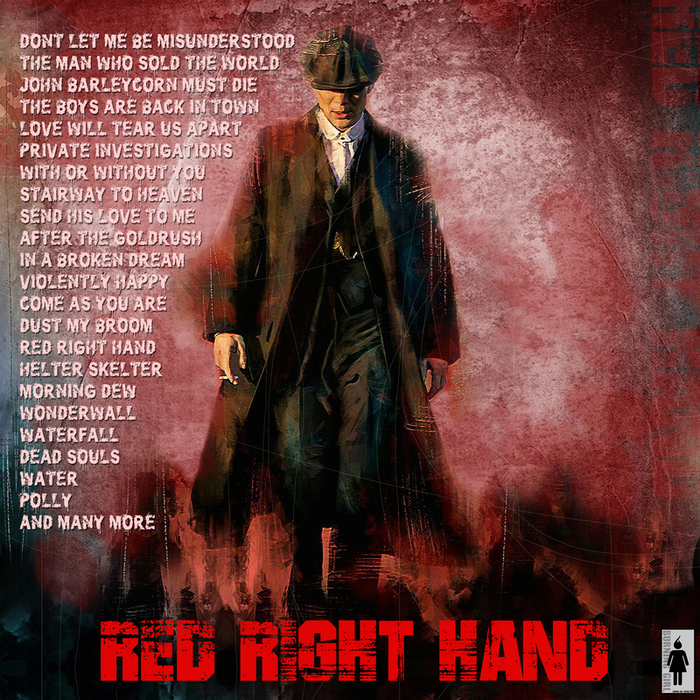VARIOUS - Red Right Hand