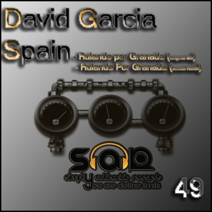 DAVID GARCIA SPAIN - Rulando Por Granada