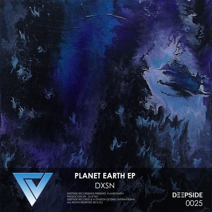 DXSN - Planet Earth EP