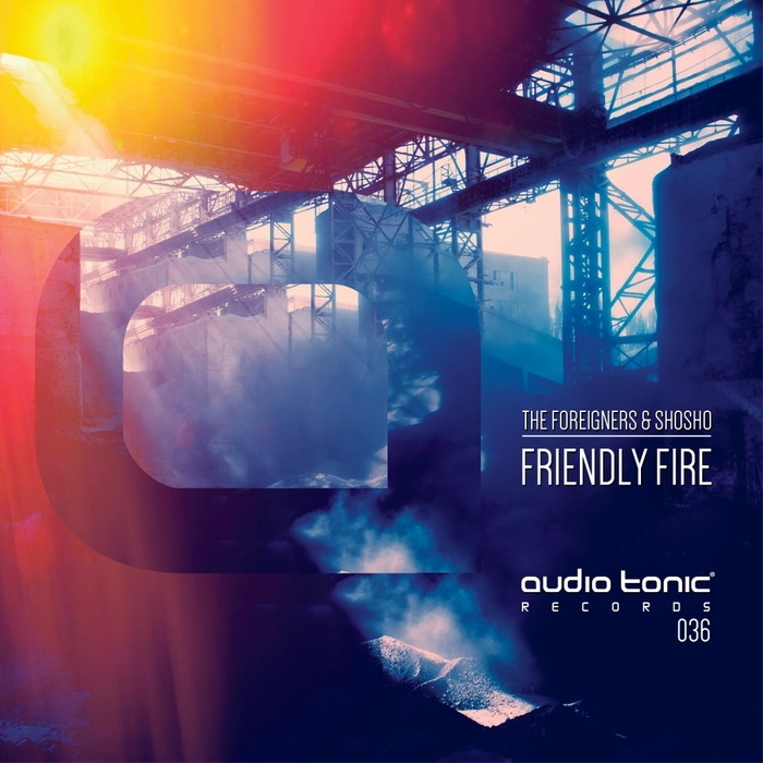 THE FOREIGNERS/SHOSHO - Friendly Fire