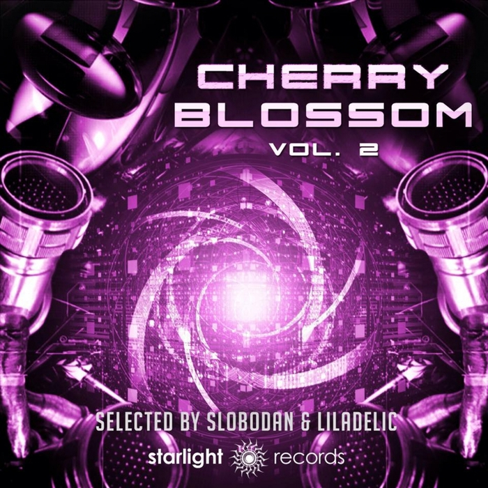 VARIOUS - Cherry Blossom Vol 2 (Selected By Slobodan & Liladelic)