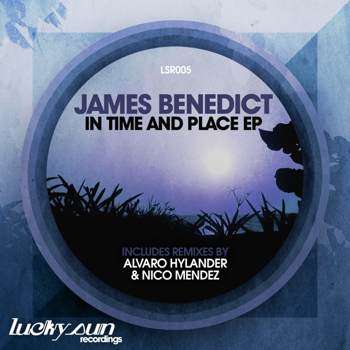 JAMES BENEDICT - In Time & Place
