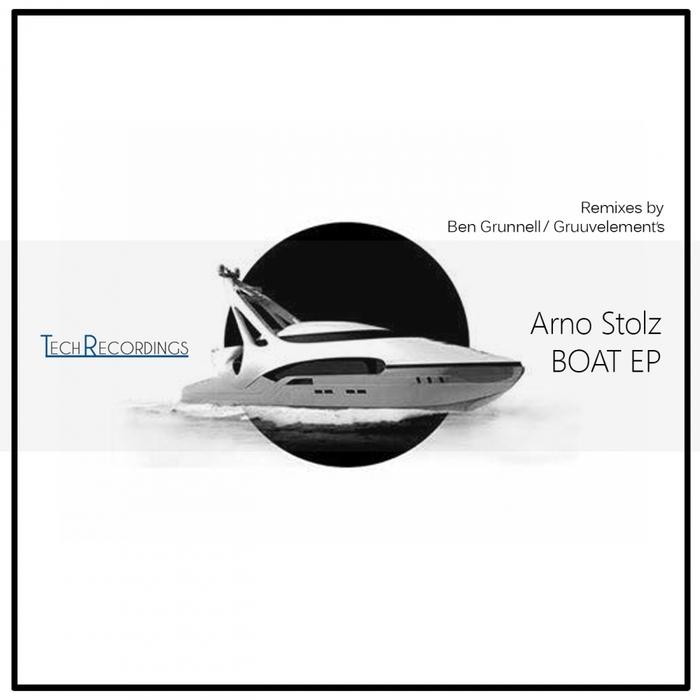 ARNO STOLZ - Boat EP