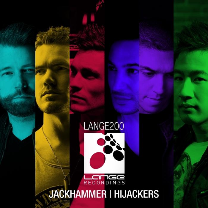 Lange/Tempo Giusto & Stephen Kirkwood/Johnny Yono/Monoverse & Somna - Lange Recordings 200: Jackhammer/Hijackers